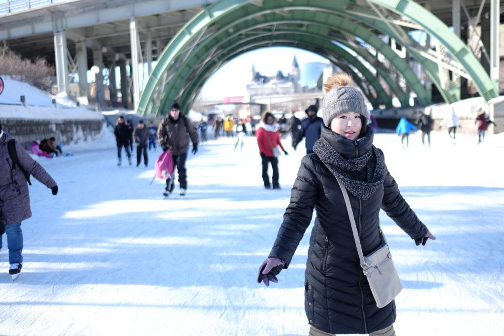 カナダ気温マイナス30度冬のモントリオールの防寒対策と服装